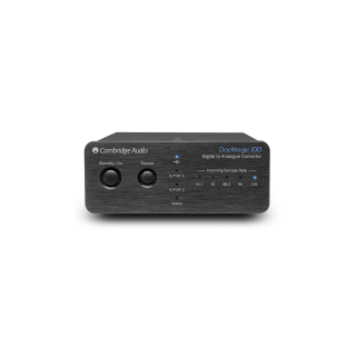 Cambridge Audio Dac Magic 100 Digitalno analogni pretvornik ČRNA