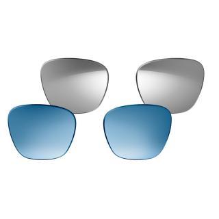Stekla za Bose Frames ALTO - silver - S/M