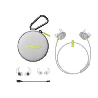 Slušalke za v uho Bose SoundSport™ Free brezžične - aqua - rumena - Ušesne/IN-EAR slušalke