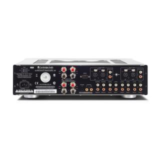 Cambridge Audio 851A stereo ojačevalnik, srebrn - Stereo ojačevalniki