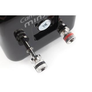 Cambridge Minx Min12 črna - Kompaktni (Bookshelf )