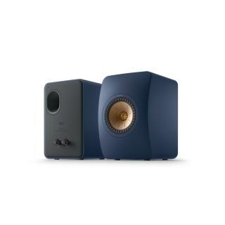 KEF LS50 Meta Royal Blue - Kompaktni (Bookshelf )