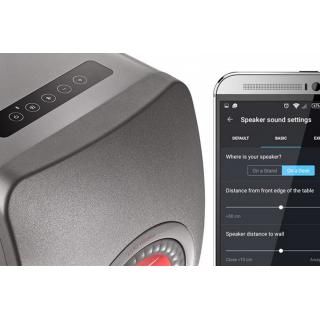 KEF LS50W wireless bela - Aktivni zvočniki