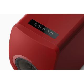 KEF LS50 Wireless II Crimson Red - Aktivni zvočniki