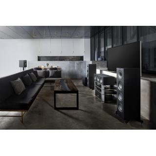 KEF Q550 zvočniki črna