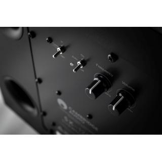 Cambridge Audio SX120 nizkotonski zvočnik mat črna
