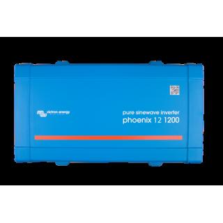 Phoenix 12/250 VE.Direct Schuko*   - Phoenix Inverter 250-1200 VA