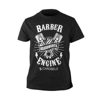 majica CRB Barber Engine - L - Frizerski pripomočki
