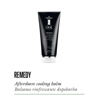 balzam MED Remedy - Aftershave Cooling - Profesionalna nega las