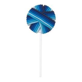 gumice SIB Lollipop - modra kombinacija - Frizerski pripomočki