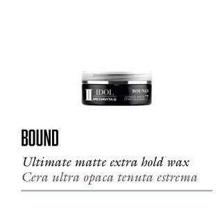 vosek MED Bound - Ultimate Matte Extra - Styling izdelki