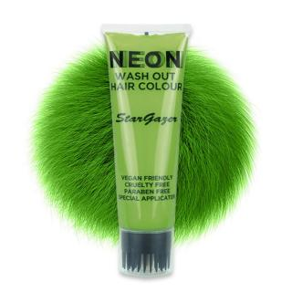gel STA Neon Colour - Wash Out - zelen - Styling izdelki