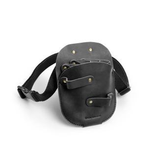 etui BRA Leather - pravo usnje - Škarje & britve