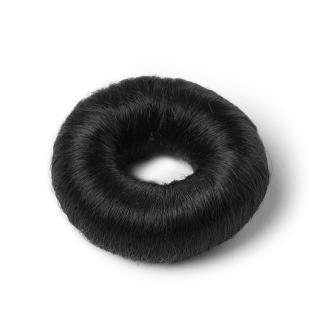 dodatek BRA Hairbun - L, črne barve - Lasni dodatki in nakit