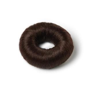 dodatek BRA Hairbun - L, rjave barve - Lasni dodatki in nakit