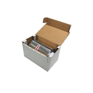 folija ALU srebrna - 250m - Frizerski pripomočki
