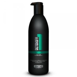 šampon OSM Detoxify - Profesionalna nega las