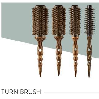 krtača HHS Turn Brush - 40mm - XL - Krtače za lase