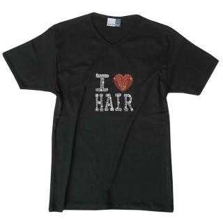 majica TRE I love hair - S - Frizerski pripomočki