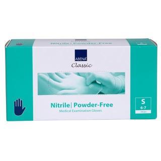 rokavice ABE nitril, modre -6,5-S - Rokavice & čistila