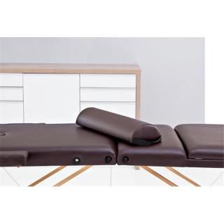 Ruck naslon za masažno mizo - bež - Oprema za kozmetične salone