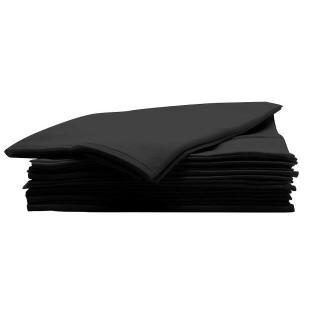 brisača za enkratno uporabo -črna - Frizerski pripomočki