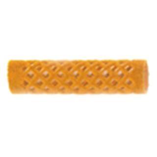 navijalke žametne SIB 13mm, rumene - Navijalke za lase