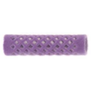 navijalke žametne SIB 15mm, lila - Navijalke za lase