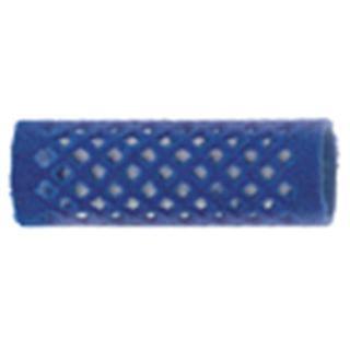 navijalke žametne SIB 21mm, modre - Navijalke za lase