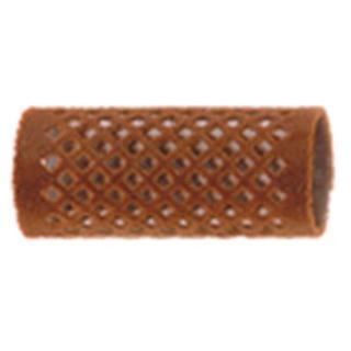 navijalke žametne SIB 28mm, rjave - Navijalke za lase
