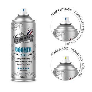 lak CRB Boomer Hairspray - 2 v 1 - Styling izdelki