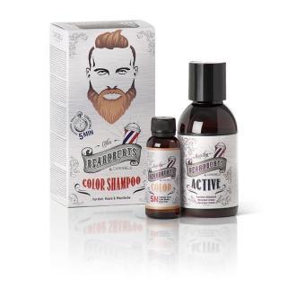 šampon CRB Color Shampoo - svetlo rjava - Profesionalna nega las