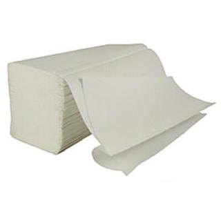 brisača za 1x uporabo - bela - Frizerski pripomočki