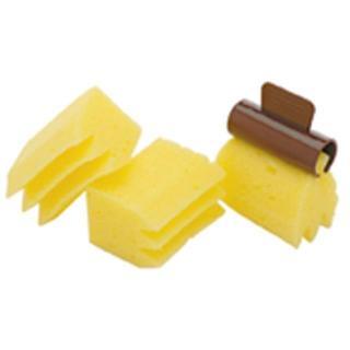 goba za fiksiranje - 3 kosi, set - Frizerski pripomočki
