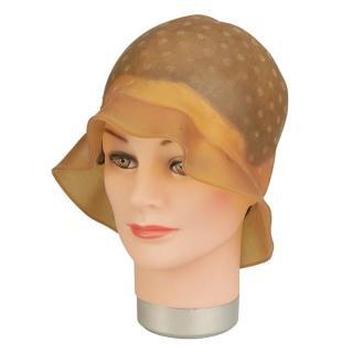kapa za pramena SIB rjava, gumijasta - Frizerski pripomočki