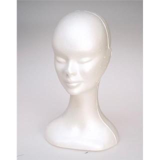 lutka SIB stiropor - lasulja - Frizerski pripomočki