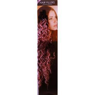 lasje HF kodri - pink/črni - Frizerski Outlet