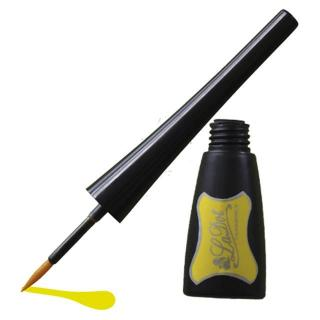 črtalo LAD Color Liner - Yellow, rumen - LaDot - Stamp Body Tatoo