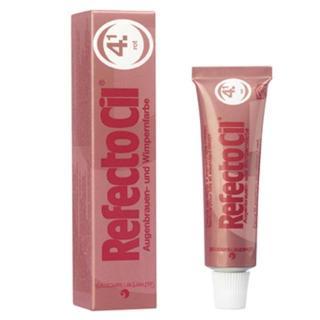 4,1 REF barva - rdeča - Barvanje obrvi in trepalnic