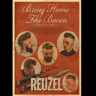 poster REU Bring Home The Bacon - Skriti dragulji & ostalo