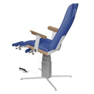 Ruck pedikerski stol - Sina - Oprema za kozmetične salone