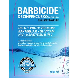 set KLE Valsept + Barbicide razp. (-25%) - Dezinfekcija & prva pomoč
