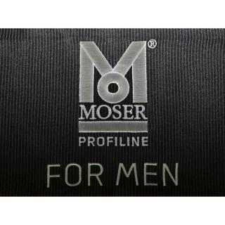 ogrinjalo MOS Barber Cape - Pinstripes - Ogrinjala & predpasniki