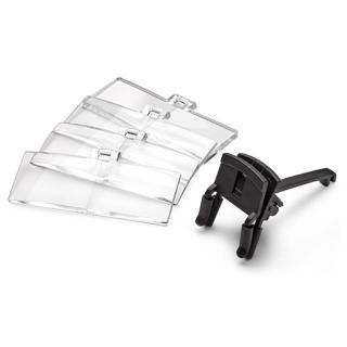 Ruck povečevalno steklo - set (očala) - UV luči, lupe & strojčki