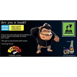 gel MDG Gorilla Snot Gel - Galan - Styling izdelki