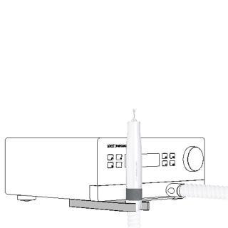 Ruck držalo za strojčke Podolog - pleksi - UV luči, lupe & strojčki