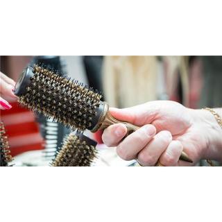 krtača HHS Turn Brush - 35mm - L (-30%) - Krtače za lase