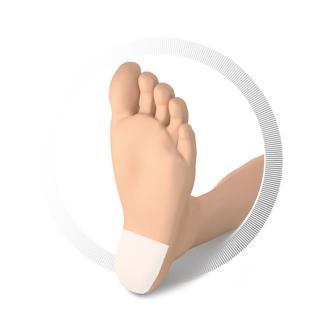 Ruck blazinica za pete - 2 (38-40) - Zmanjševanje pritiska na nogah
