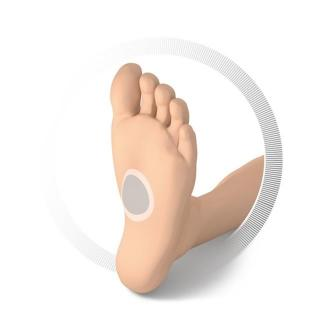 Ruck blazinica za spločena stopala - 2 - Zmanjševanje pritiska na nogah