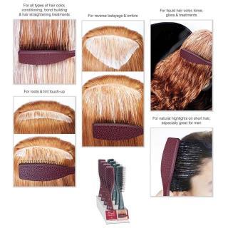 krtača OG iBlend - Color & Care - zelena - Krtače za lase